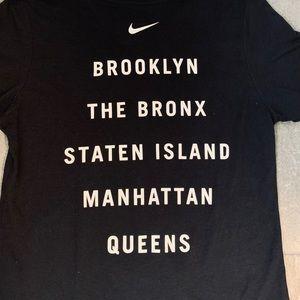 Nike NYC Marathon Borough Tee Dri-Fit